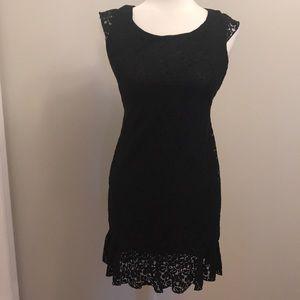 Talula from Aritzia black lace dress